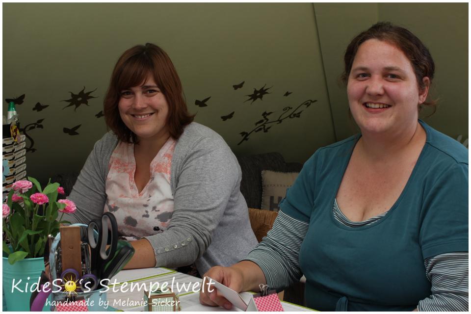 Teamtreffen 10.07.15 Jessi, Nicole