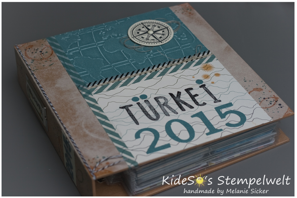 Timeless Textures, Project Life Stampin' Up Bocholt,