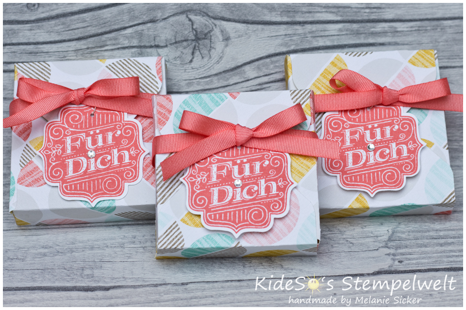 Envelope Punch Board, Fürs Etikett, Verpackung Stampin' UP! Bocholt, Kidesos
