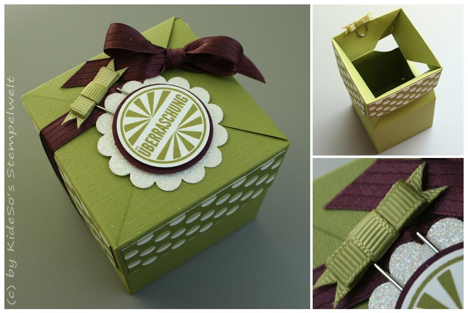 Geburtstagskracher Magic Box