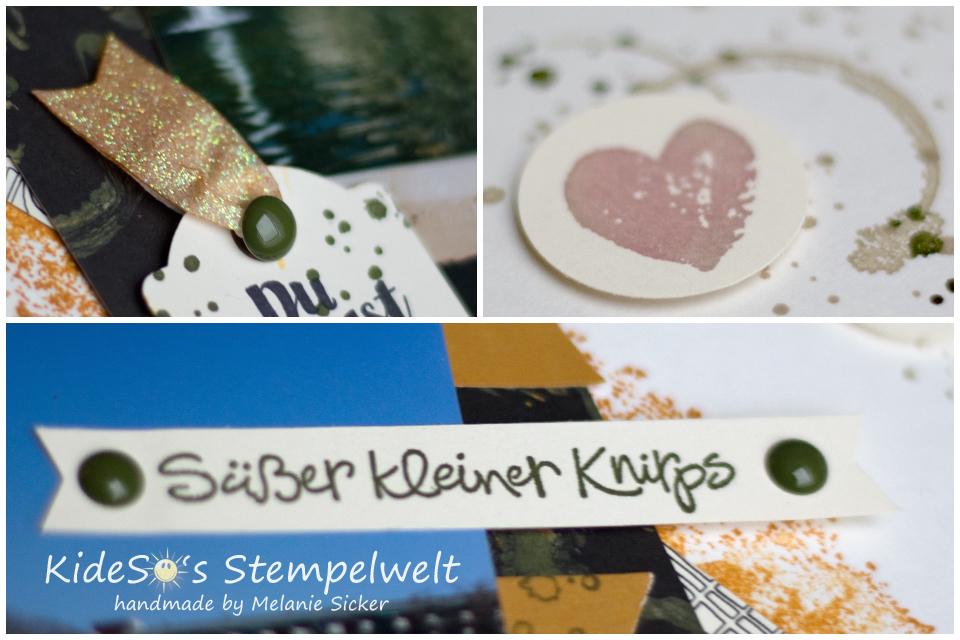 Geniale Grüße Stampin Up Bocholt, Kidesos Stempelwelt