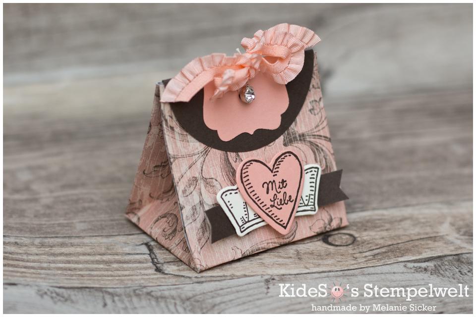 Stanz- und Falzbrett für Geschenktüten Stampin' UP! KideSo's Stempelwelt Bocholt