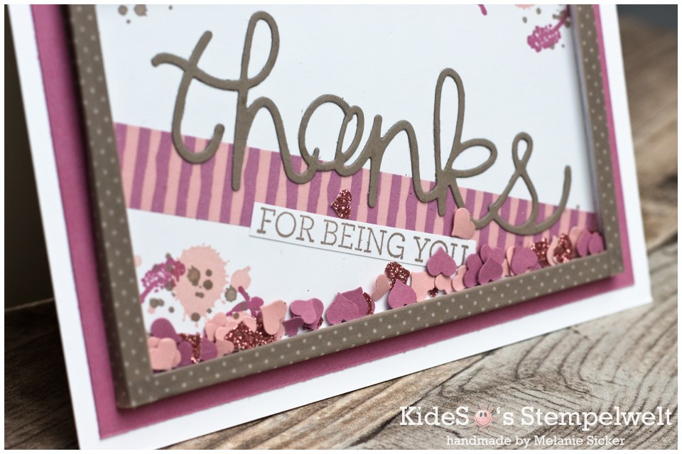 Hello You Thinlits, Stampin' Up! 2, KideSo's Stempelwelt