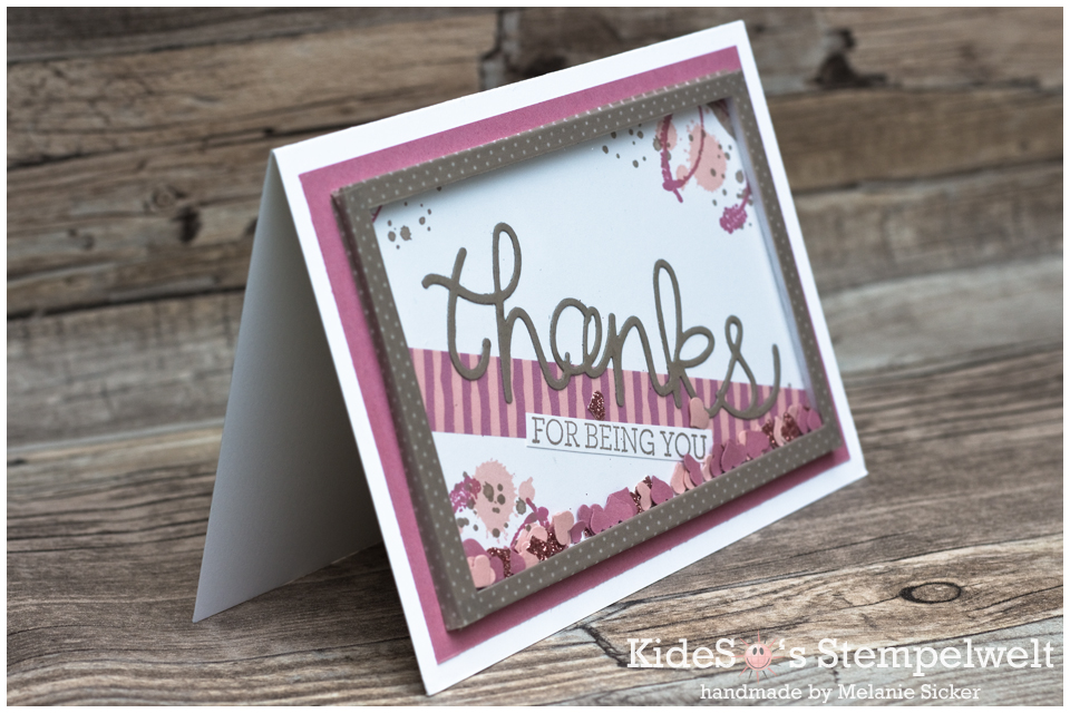 Hello You Thinlits, Stampin' Up! 3, KideSo's Stempelwelt