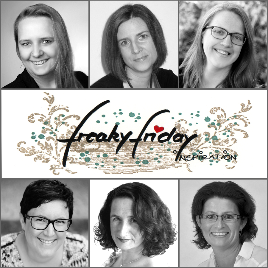 Freaky Friday Collage grau