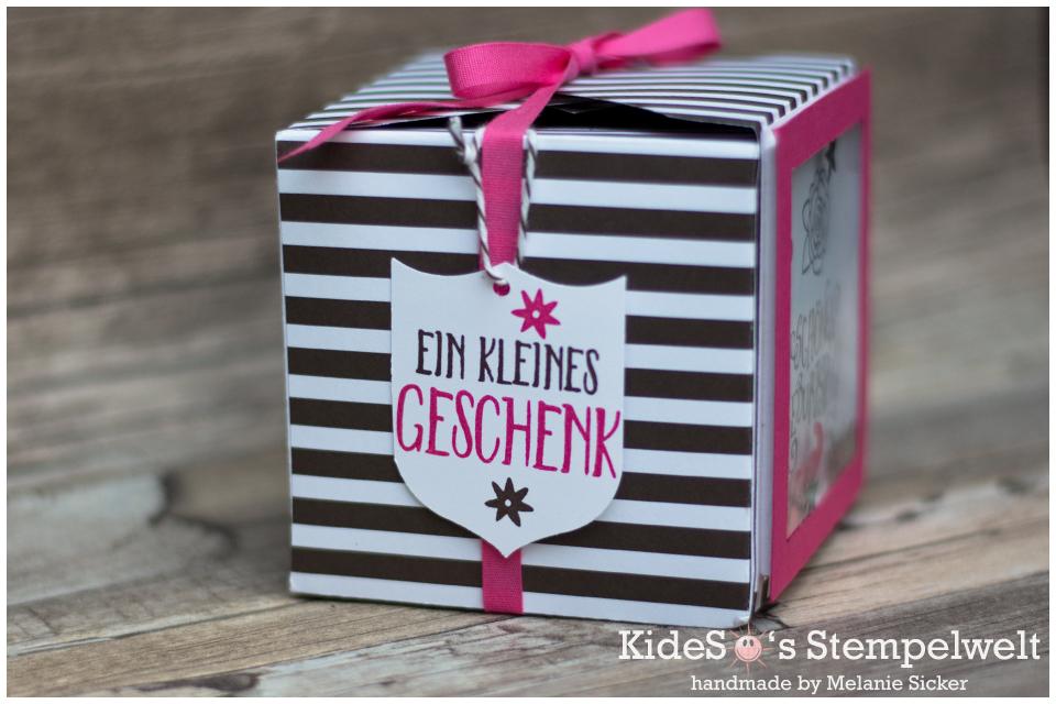 Gift Box Punch Board Stanze Wappen, Perfekt Verpackt, Stampin' Up Bocholt