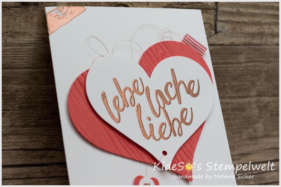 Im Herzen, Stampin' Up Bocholt, Sweet & Sassy Framelits