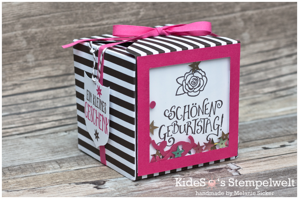 Perfekt Verpackt,Gift Box Punch Board Stampin' UP Bocholt