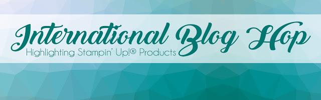 International Blog hop