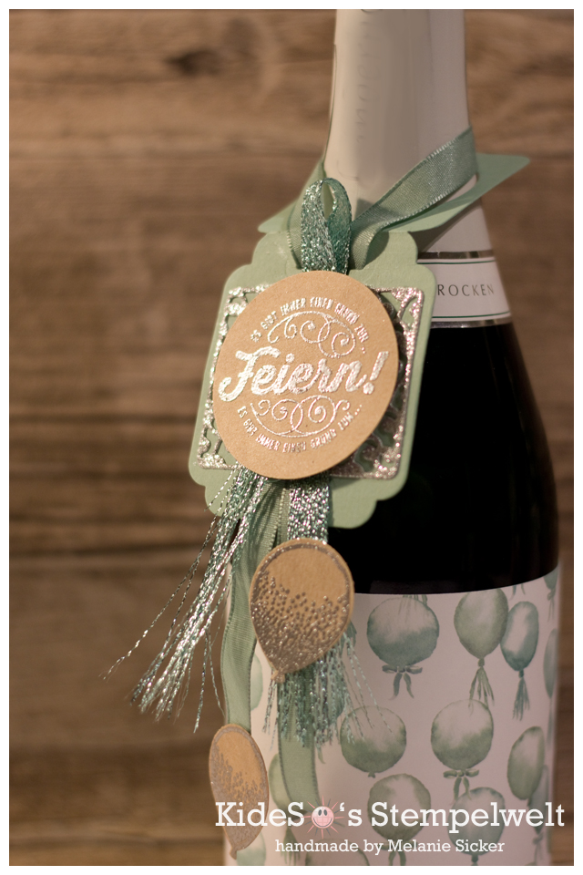 sektflasche-stampin-up-partyballoons