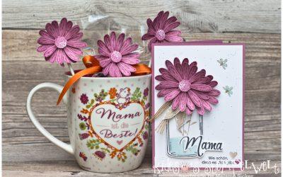 Gänseblümchen zum Muttertag